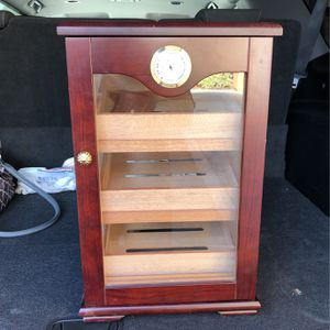 Cigar Humidifier for Sale in Rancho Cucamonga, CA