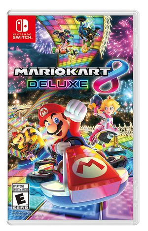 Mario kart 8 deluxe for Sale in Fort Worth, TX