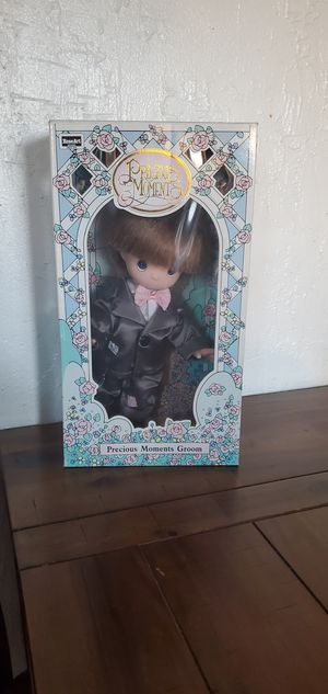 Precious Moments Groom 10 Inch Doll (1992) for Sale in Colton, CA
