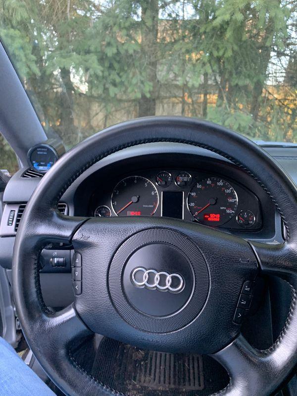 Audi A6 Quattro 2.7t