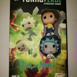 Rick And Morty Funkoverse Game for Sale in Bristol, PA