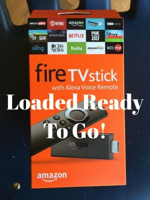 Amazon TV Stick (Ready To Go) for Sale in San Diego, CA