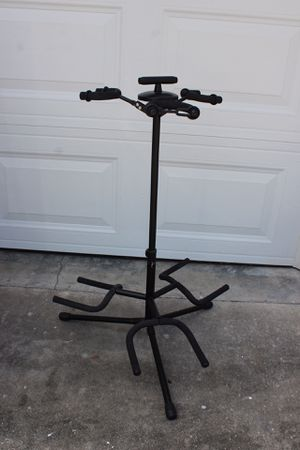 Triple Guitar Stand for Sale in Clearwater, FL