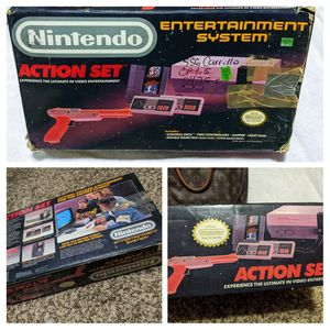 Nintendo Entertainment System Action Set for Sale in Wichita Falls, TX