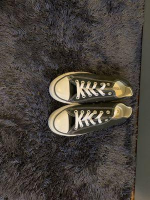 converse, black and white (original) for Sale in Dearborn, MI