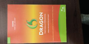 DRAGON Naturally Speaking software! for Sale in Lisle, IL