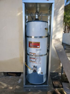 Water heaters at an incredible price with quality you can depend on for Sale in Hesperia, CA