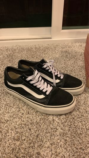 Vans old skool lace up for Sale in Lake Forest, CA