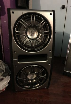 POLK AUDIO SUBWOOFERS for Sale in Mission Viejo, CA