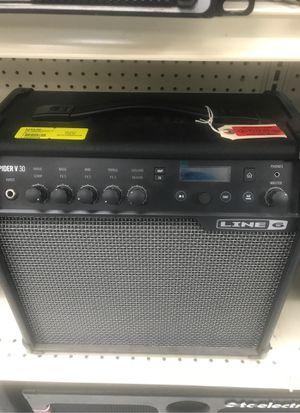 Line 6 spider v30 amp(L390995A) for Sale in Porter, TX
