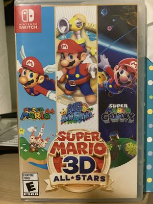 Mario 3D All Stars for Sale in Lake Shore, MD