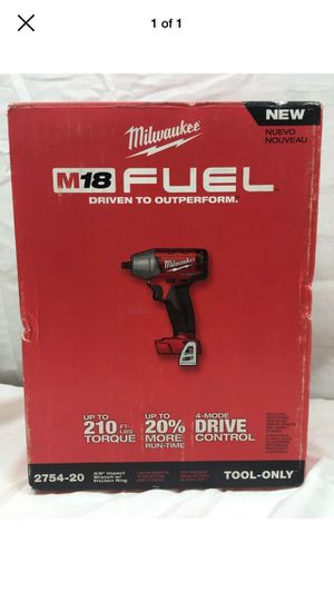 Milwaukee Fuel 3/8 Impact Wrench for Sale in Denver, CO