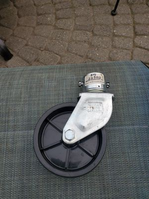 Trailer Tongue Jack Wheel Caster for Sale in Tacoma, WA