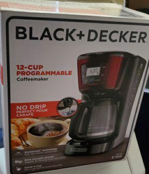 BRAND NEW - Black + Decker Coffee Maker for Sale in South Gate, CA