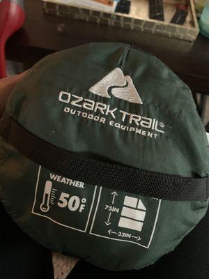 Ozark trail sleeping bag for Sale in Everett, WA