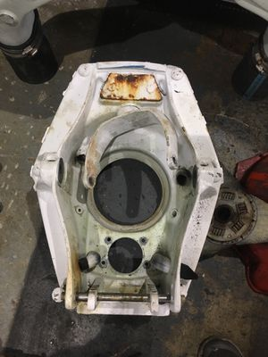 Volvo two seventy transom assembly for Sale in Miami, FL