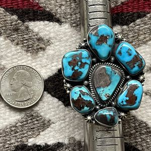 Bisbee Turquoise Ring for Sale in Tempe, AZ