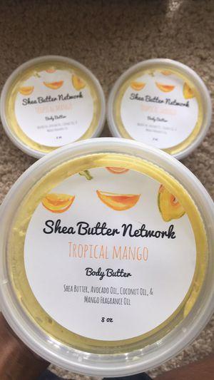Tropical Mango Body Butter for Sale in Norfolk, VA