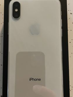 iPhone X 256g for Sale in Long Beach,  CA