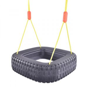 Tire Swing Set for Kids Playtime Outdoor Use for Sale in Los Angeles, CA