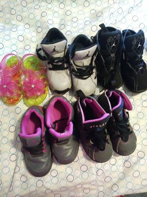 Size 9 jordan bundle only for Sale in Denver, CO