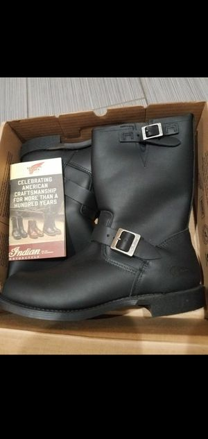 Red wing boots. Indian motorcycle for Sale in Norwalk, CA