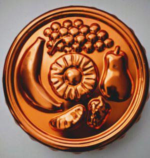 Copper Fruits Jello Pan for Sale in Irvine, CA