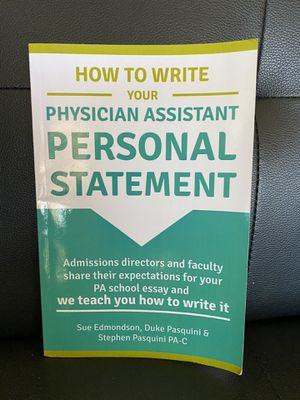 Physician Assistant PA School book for Sale in Mesa, AZ