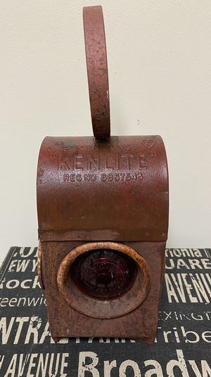 Kenlite 3143 Kenyons made in England lantern for Sale in Dublin, OH