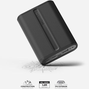 Nomad PowerPack with Tile Wireless tracking - Rugged Power bank - 9000mAh for Sale in Portland, OR