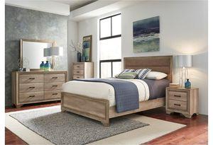 Sun Valley 5 Pcs Queen Bedroom Set for Sale in Marlborough, MA