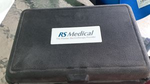 RS:4i stimulator , complete with 18 envelopes of connection pads for Sale in Miami, FL