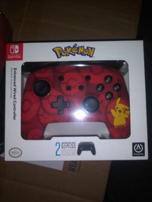 Pokemon nintendo switch controller for Sale in Winter Garden, FL