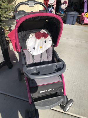 2017 safety first hello kitty stroller for Sale in Las Vegas, NV