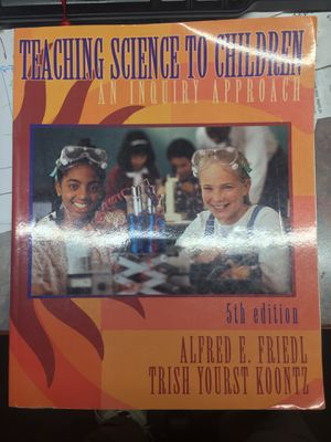 Teaching science to children for Sale in Lynchburg, VA