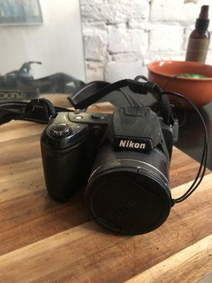 Nikon vintage film camera for Sale in Philadelphia, PA