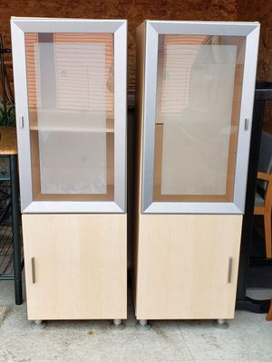 2 Shelving in descent shape for Sale in Olympia, WA
