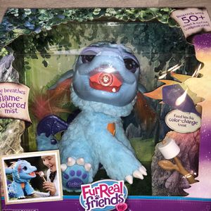 FurReal Friends Torch My Blazin' Dragon Pet Hasbro New Sealed for Sale in Las Vegas, NV