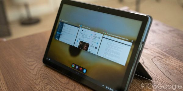 Lenovo Chromebook Tablet Laptop
