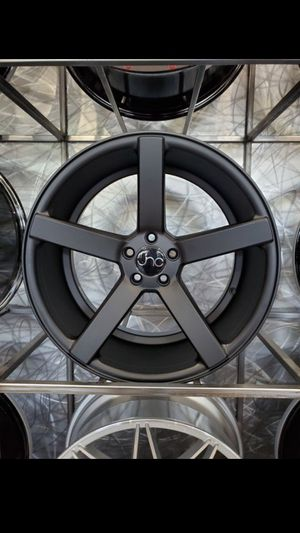 Jnc rims size 20x8.5 5x114.3 for sale 500 for Sale in Worcester, MA