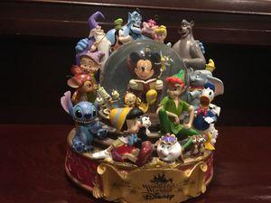 Disney Musical Water Globe for Sale in Murfreesboro, TN