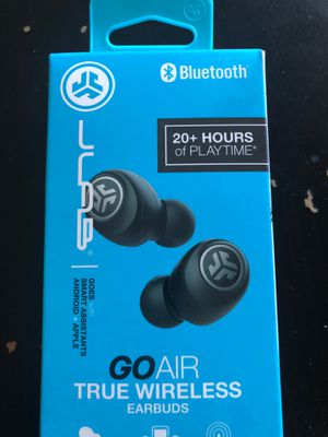 J Lab go air wireless earbuds for Sale in Pepper Pike, OH