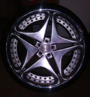 20x10-20x11 3 piece wheels for Sale in Dallastown, PA