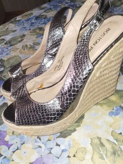 Size 10 Wedges for Sale in Monroe,  GA