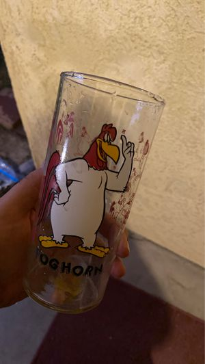 Foghorn collectibles glass cup for Sale in El Centro, CA