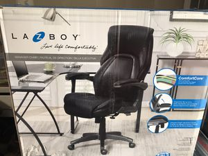 Open Box La-z-Boy Office Managers Chair for Sale in Fresno, CA