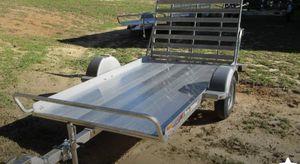 Triton AUT 1272 series 14'x6' all aluminum trailer for Sale in Elkview, WV