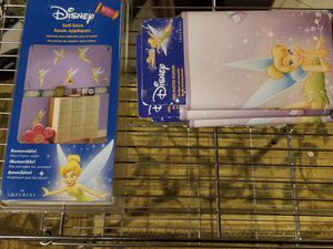 Tinkerbell Borders and Decal for Sale in Catonsville, MD