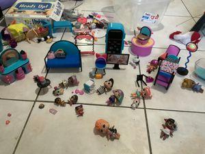 Lol dolls and accessories for Sale in North Miami, FL