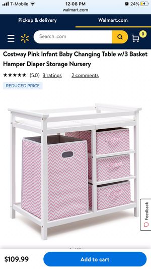 New Infant Changing Table for Sale in Whittier, CA